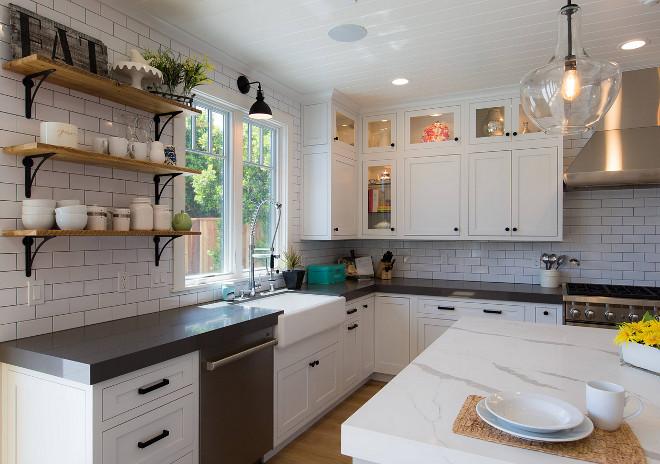 New Construction Modern Farmhouse Design Ideas - Home ... on Farmhouse Tile  id=31582