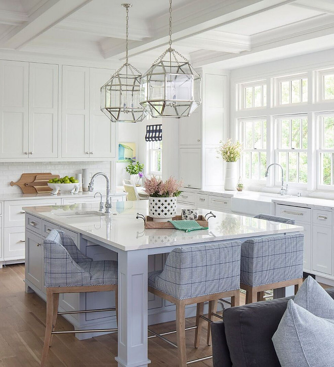 Koby Kepert Hamptons Inspired Home With Coastal Colors