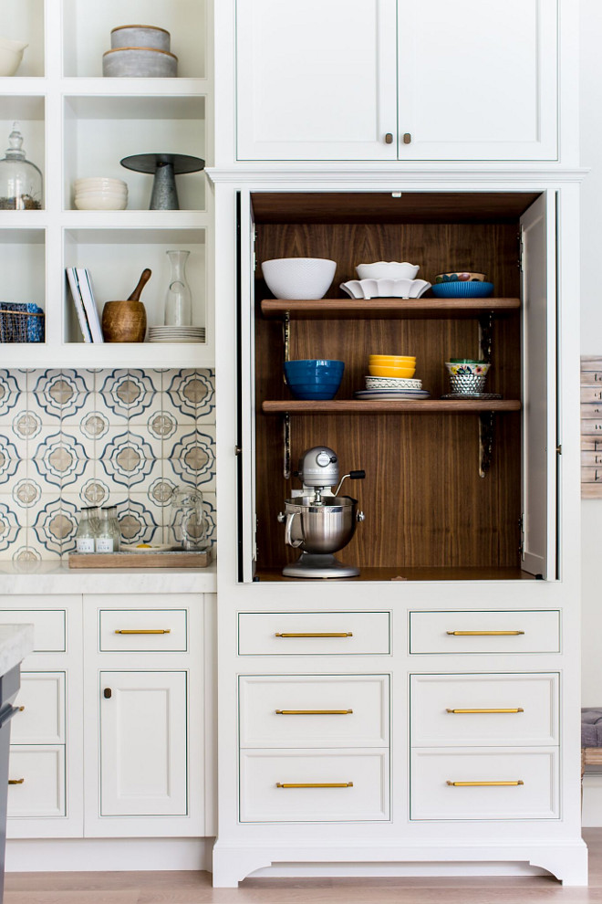 Kitchen appliance cabinet. Kitchen appliance cabinet ideas. Kitchen appliance cabinet design. Kitchen appliance cabinet. Kitchen appliance cabinet. Kitchen appliance cabinet #Kitchen #appliancecabinet Caitlin Creer Interiors. C. S. Cabinetry & Design