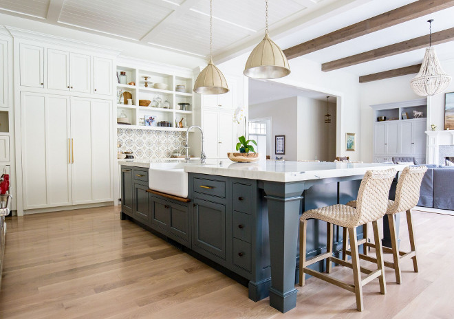 Kitchen island with farmhouse sink. Kitchen island with farmhouse sink. Kitchen island with farmhouse sink. Kitchen island with farmhouse sink. Kitchen island with farmhouse sink. Kitchen island with farmhouse sink.Kitchen island with farmhouse sink #Kitchenislandwithfarmhousesink Caitlin Creer Interiors. C. S. Cabinetry & Design