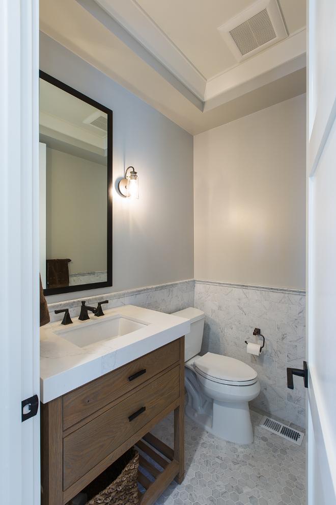 New Construction Modern Farmhouse Design Ideas - Home ... on Farmhouse Bathroom Floor Tile  id=51757