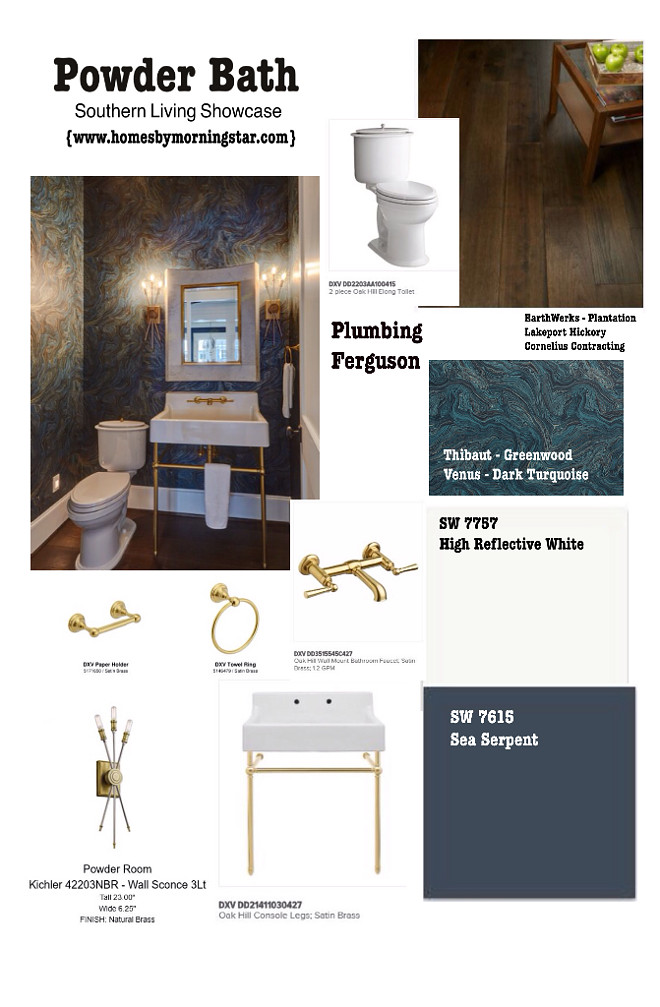 Powder Bath sources via Home Bunch