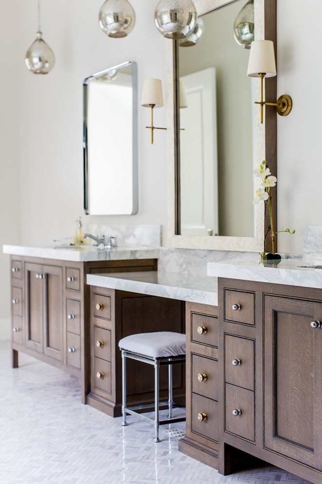 Quarter sawn oak with smokey walnut stain bathroom cabinet. Quarter sawn oak with smokey walnut stain bathroom cabinet. Quarter sawn oak with smokey walnut stain bathroom cabinet. Quarter sawn oak with smokey walnut stain bathroom cabinet. Quarter sawn oak with smokey walnut stain bathroom cabinet. #Quartersawn #oak #smokey #walnut #stain #bathroom #cabinet Caitlin Creer Interiors. C. S. Cabinetry & Design