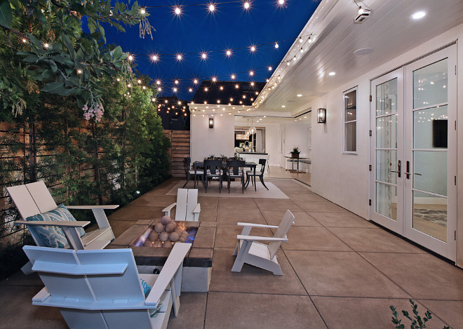 Small backyard Ideas. Brandon Architects, Inc.