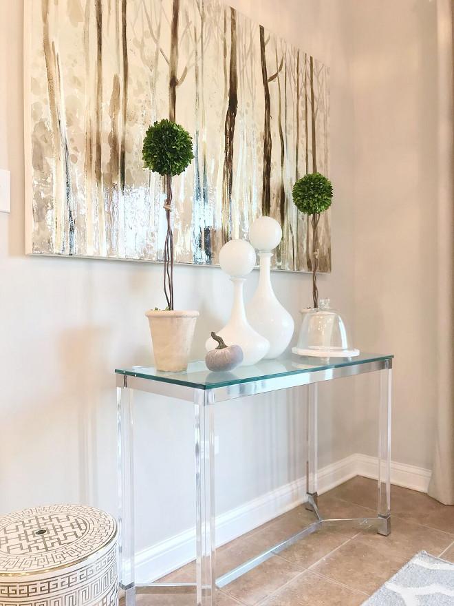 Acrylic Console Table Acrylic Console Table Acrylic Console Table Acrylic Console Table Acrylic Console Table #AcrylicConsoleTable Beautiful Homes of Instagram Home Bunch