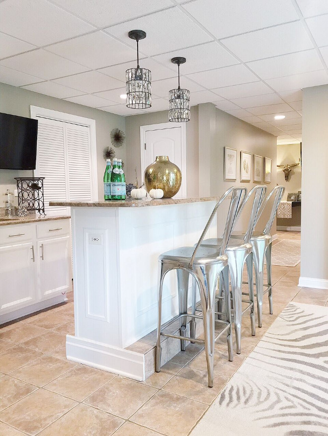 Basement Bar Island Basement Bar Island Basement Bar Island Basement Bar Island #Basement #BarIsland Beautiful Homes of Instagram Home Bunch