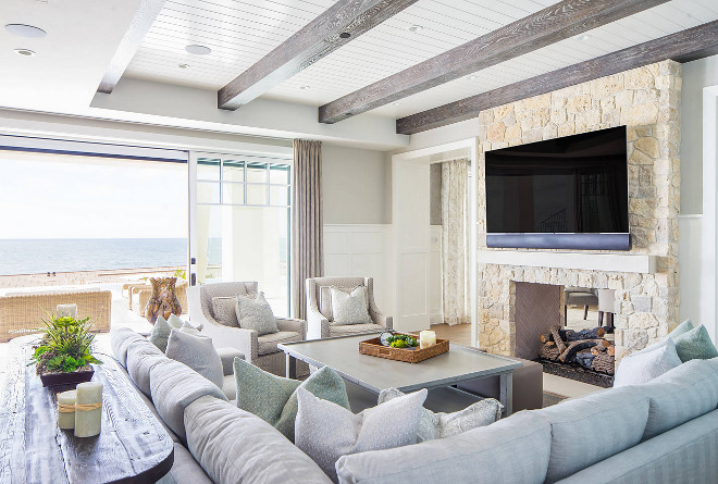 Beach House Living room Beach House Living room, Airy and breezy living room with ocean view Beach House Living room Beach House Living room Beach House Living room #BeachHouse #Livingroom