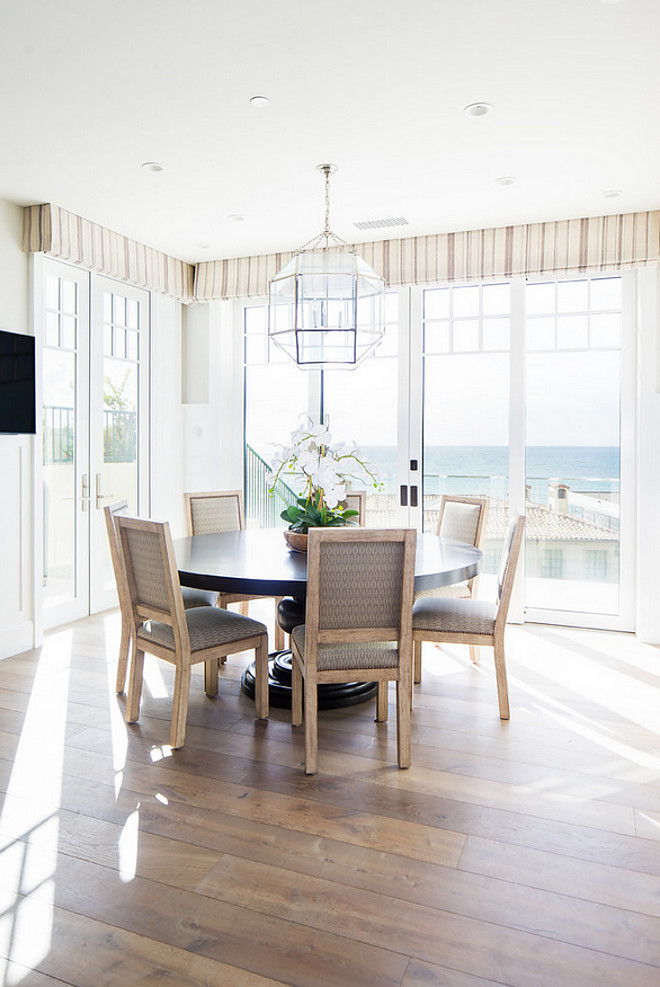 Beach house breakfast room Beach house breakfast room Beach house breakfast room Beach house breakfast room, Beautiful breakfast room with Visual Comfort Morris Lantern Beach house breakfast room #Beachhouse #breakfastroom