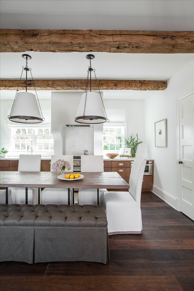 Beams Ceiling Beams Reclaimed Wood Beams Reclaimed ceiling Beams Kitchen features reclaimed ceiling beams #reclaimedbeams #ceilingbeams #beams