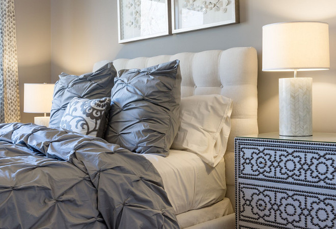 West Elm pintuck bedding Beautiful bedroom with white bed headboard and grey bedding West Elm pintuck bedding West Elm pintuck bedding West Elm pintuck bedding West Elm pintuck bedding West Elm pintuck bedding #WestElm #pintuckbedding