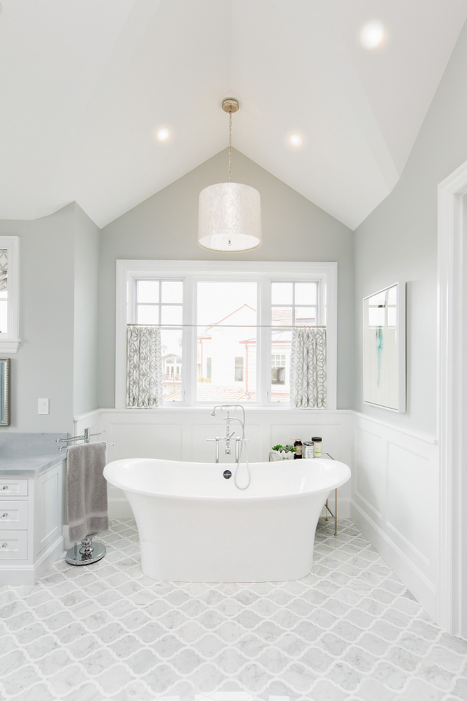 Benjamin Moore Stonington Grey Grey bathroom paint color Benjamin Moore Stonington Grey Benjamin Moore Stonington Grey Benjamin Moore Stonington Grey #BenjaminMooreStoningtonGrey #paintcolor #bathroom #greybathroompaintcolor