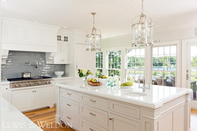 Classic White Kitchen With New Design Ideas Home Bunch Interior Design Ideas