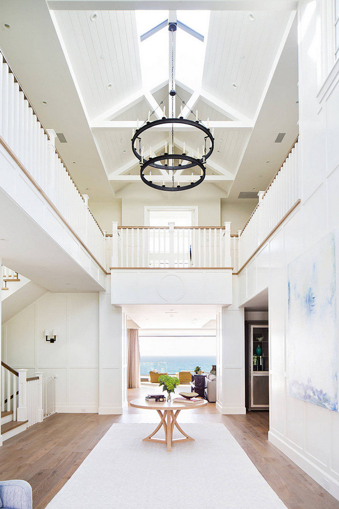 High Ceiling Foyer Chandelier High Ceiling Foyer Chandelier, Paint color is All White by Farrow and Ball, High Ceiling Foyer Chandelier High Ceiling Foyer Chandelier High Ceiling Foyer Chandelier #HighCeilingFoyerChandelier #HighCeiling #FoyerChandelier #HighCeilingChandelier