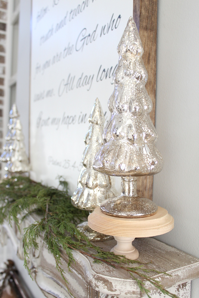 Christmas Mantel Ideas