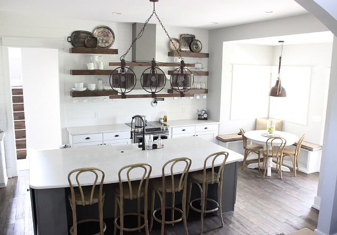Fixer Upper Style Farmhouse Kitchen HGTV Fixer Upper Style Farmhouse Kitchen Fixer Upper Style Farmhouse Kitchen Fixer Upper Style Farmhouse Kitchen #HGTV #FixerUpper #FarmhouseKitchen Beautiful Homes of Instagram Home Bunch