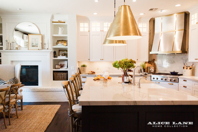 Kitchen renovation. How to design a current kitchen in a small space. Kitchen Renovation This is a great example of how to design a current kitchen in a small space. Alice Lane Home Collection