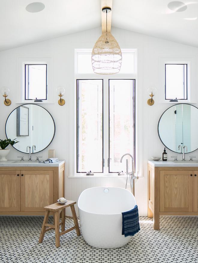 bathroom design for modern beach house