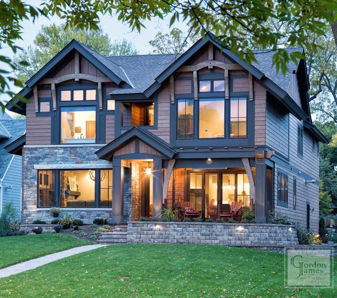 Modern Home Exterior Design Ideas 2017: Category: Fall Decorating Ideas