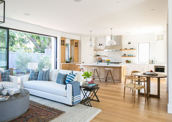 California Modern Farmhouse Beach House Home Bunch
