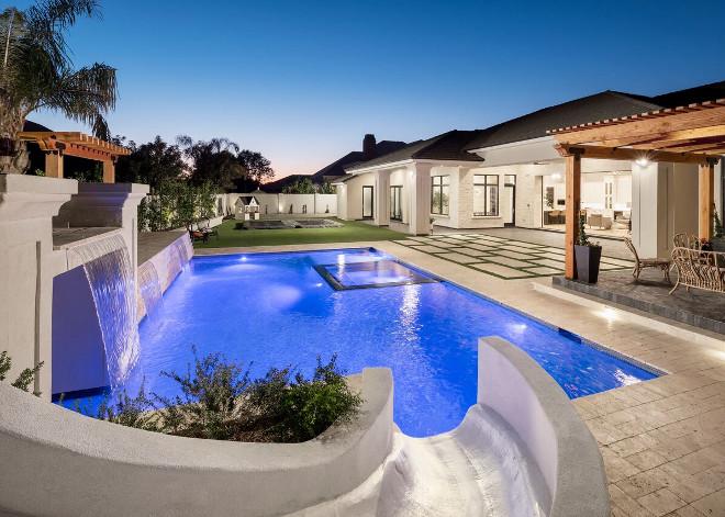 Pool Slide. Pool Slide. Pool Slide Pool Slide Pool Slide Pool Slide Pool Slide #PoolSlide A Finer Touch Construction