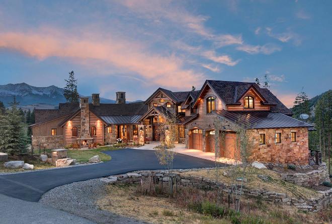 Rustic exteriors