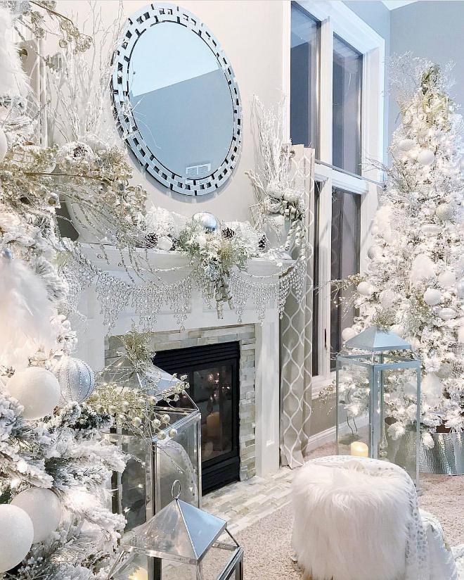 White Christmas Fireplace Decor White Christmas Fireplace Decor White Christmas Fireplace Decor White Christmas Fireplace Decor