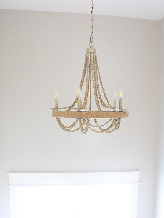 Wood Beaded Chandelier Wood Beaded Chandelier Wood Beaded Chandelier Wood Beaded Chandelier #WoodBeadedChandelier #BeadedChandelier Beautiful Homes of Instagram Home Bunch @crateandcottage