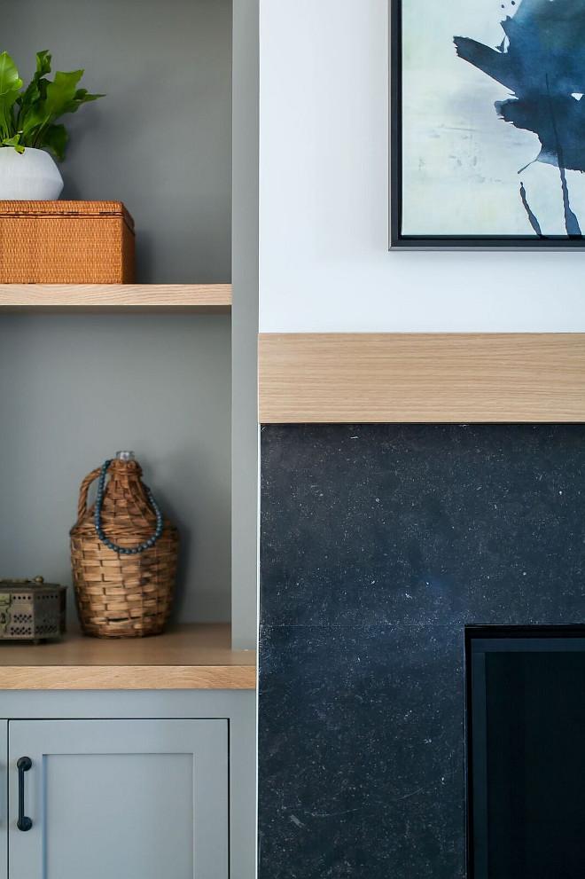 honed Belgian Limestone Fireplace honed Belgian Limestone #honedBelgianLimestone #fireplace