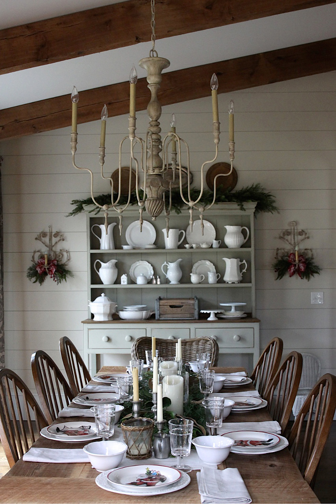 Farmhouse Country Farmhouse home Christmas Decor