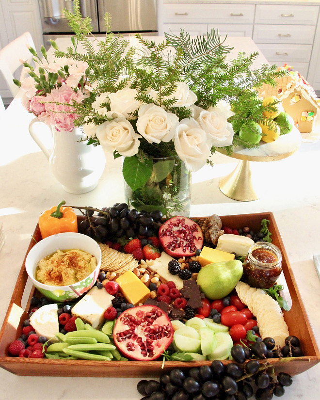 Christmas Food Tray Ideas