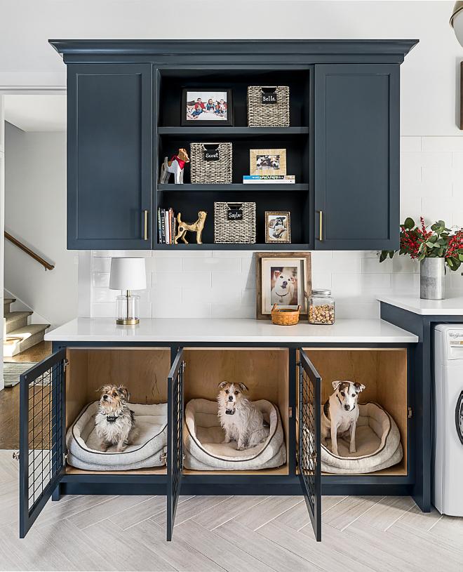 Built in Dog Kennel Mudroom Dog kennel Cabinet Mudroom Dog kennel Cabinet Ideas