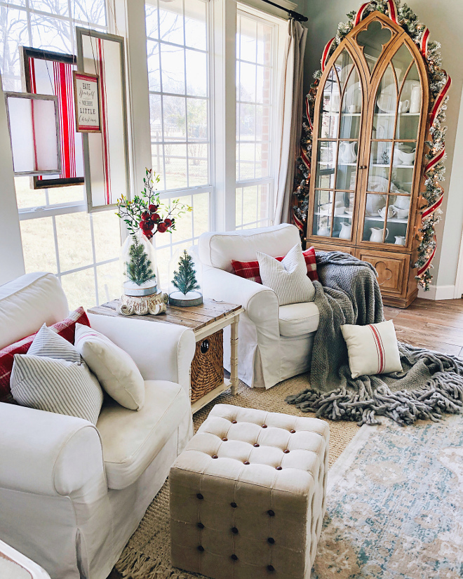 Christmas Living Room Christmas Living Room Decor Christmas Living Room Ideas Christmas Living Room