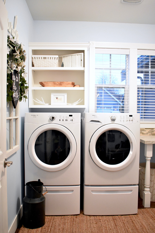 Farmhouse Laundry Room Farmhouse Laundry Room Farmhouse Laundry Room #FarmhouseLaundryRoom Home Bunch's Beautiful Homes of Instagram