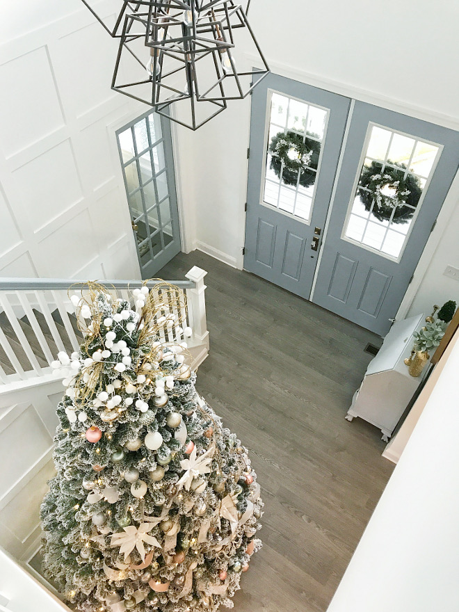 Grey Front Door Grey Interior Doors Grey Door paint color Grey Front Door Grey Interior Doors Grey Door paint color #GreyFrontDoor #GreyInteriorDoors #GreyDoor #paintcolor Home Bunch Beautiful Homes of Instagram
