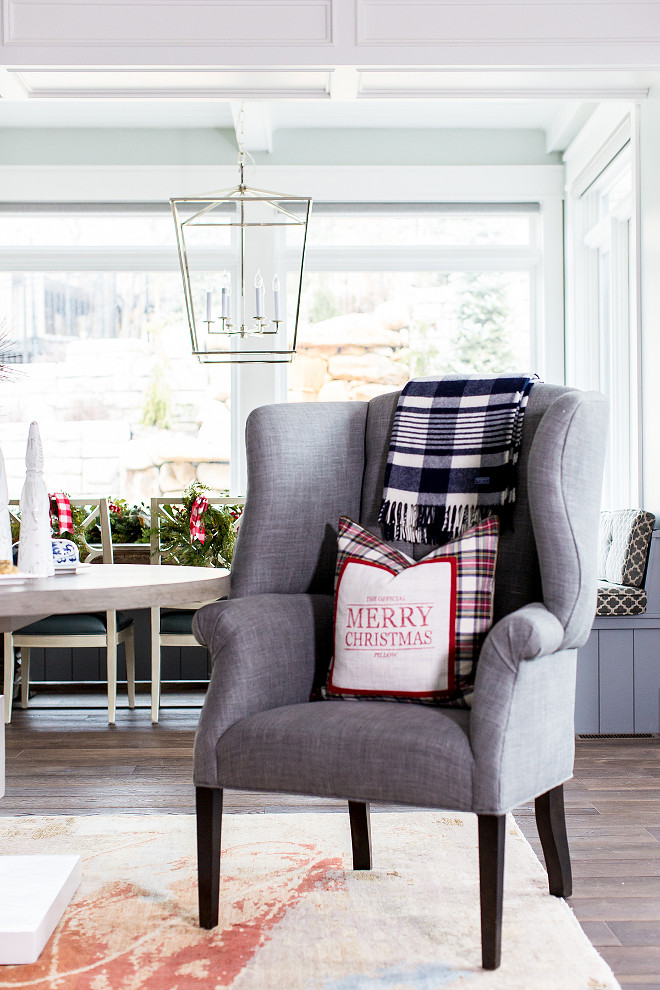 Grey Linen Wingback Chair Grey Linen Wingback Chair Grey Linen Wingback Chair