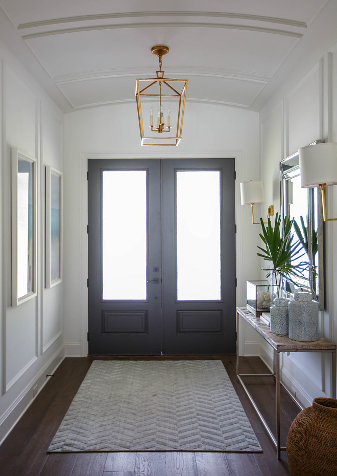 Iron Ore SW7069 Sherwin Williams Door color Iron Ore SW7069 Sherwin Williams