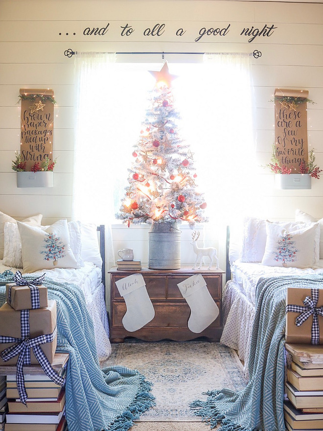 Kids Bedroom Christmas Decor Kids Bedroom Christmas Decor Ideas Kids Bedroom Christmas Decor
