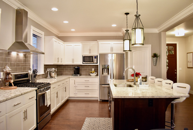 Kitchen Layout Kitchen Layout ideas Kitchen Layout plans #KitchenLayout Home Bunch's Beautiful Homes of Instagram