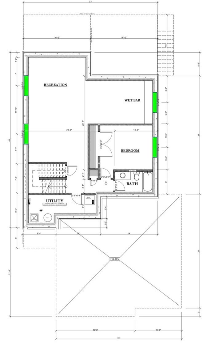 Lower Level Floor Plan Lower Level Floor Plan Lower Level Floor Plan #LowerLevelFloorPlan
