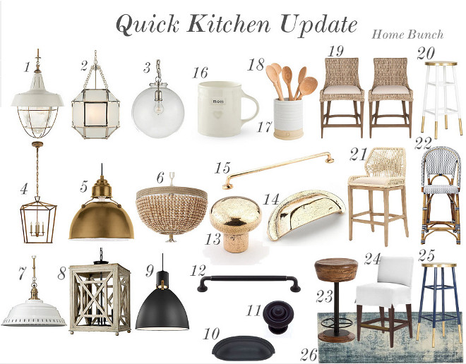 Quick Kitchen Update Quick Kitchen Update Ideas Quick Kitchen Update #QuickKitchenUpdate