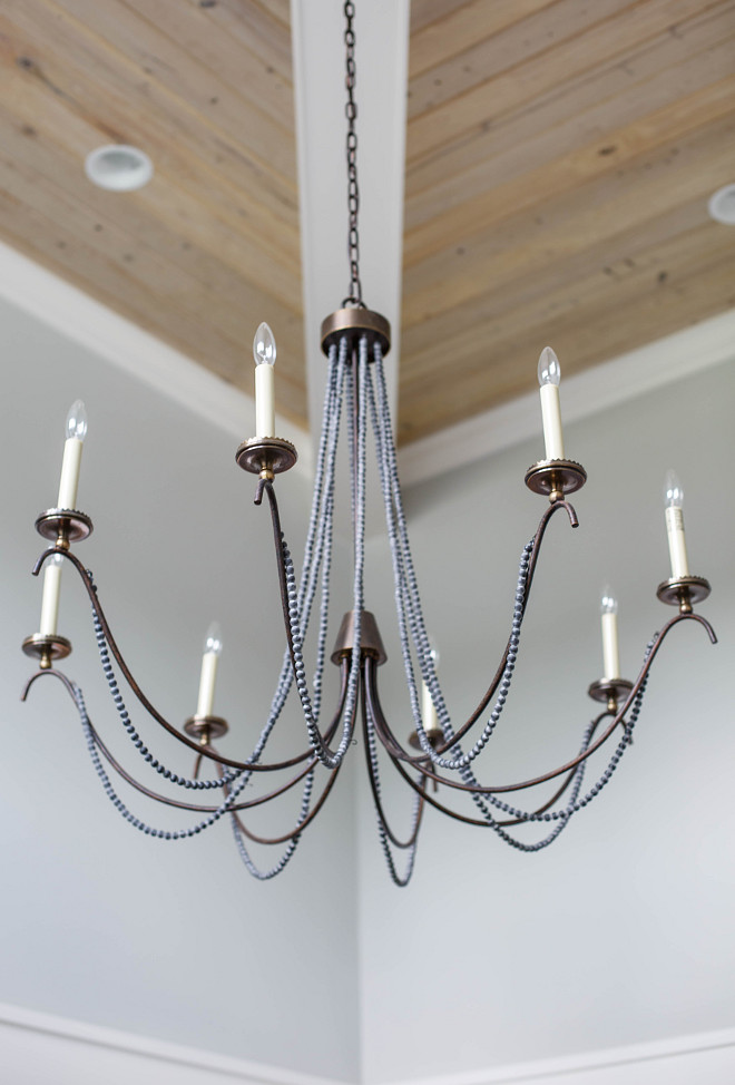 Restoration Hardware 18th C. Italian Bead Chandelier New Restoration Hardware Chandeliers Restoration Hardware 18th C. Italian Bead Chandelier