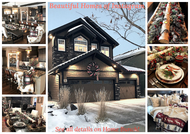 Rustic Homes Beautiful Homes of Instagram