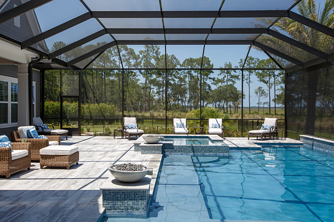 Screened in Pool Screened in Pool Ideas Screened in Pool