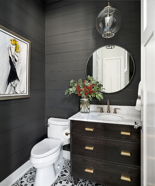 Sherwin Williams SW 7069 Iron Ore Dark Grey Shiplap Paint Color Sherwin Williams SW 7069 Iron Ore Dark Grey Charcola Sherwin Williams SW 7069 Iron Ore