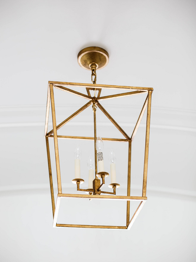 Visual Comfort Medium Darlana Lantern Best Seller Lighting Visual Comfort Medium Darlana Lantern Darlana Medium Lantern in Gilded Iron