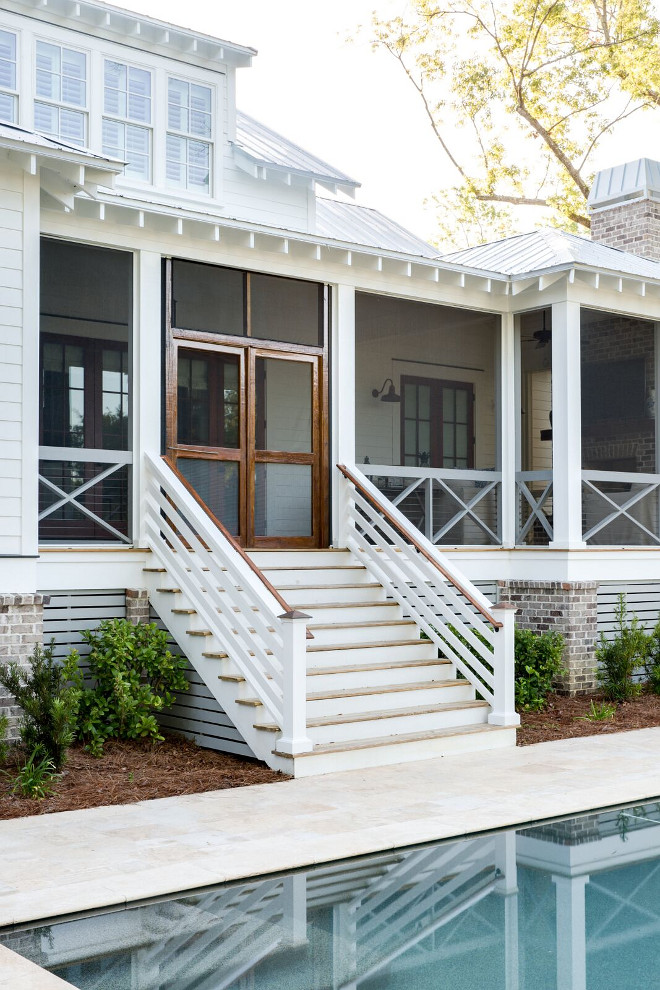 Lowcountry Style Coastal Farmhouse Home Bunch Interior