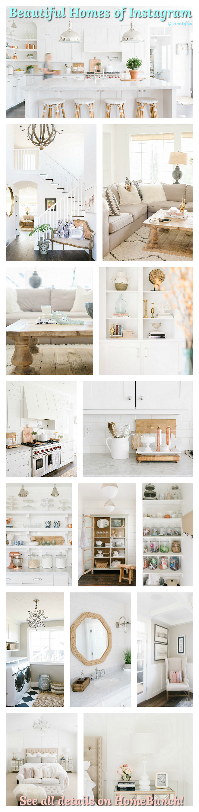 Beautiful Homes of Instagram Beautiful Homes of Instagram New Beautiful Homes of Instagram