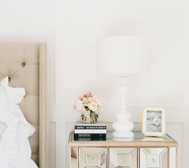 Bedroom Nightstand Styling Ideas