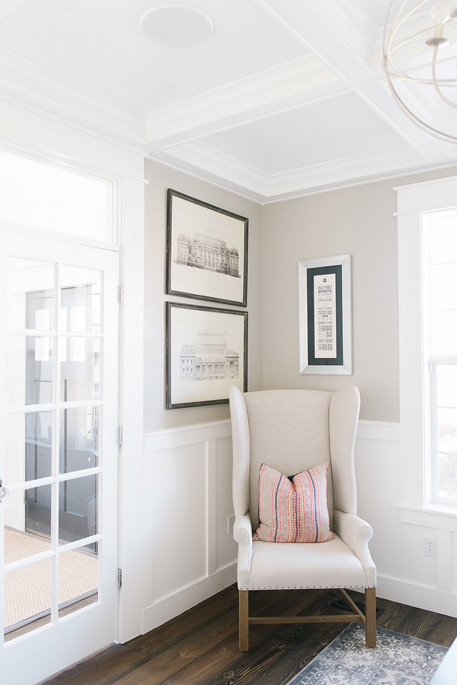 Rockport Gray by Benjamin Moore Rockport Gray at 50 % by Benjamin Moore is one of my favorite go-to colors for our investment properties