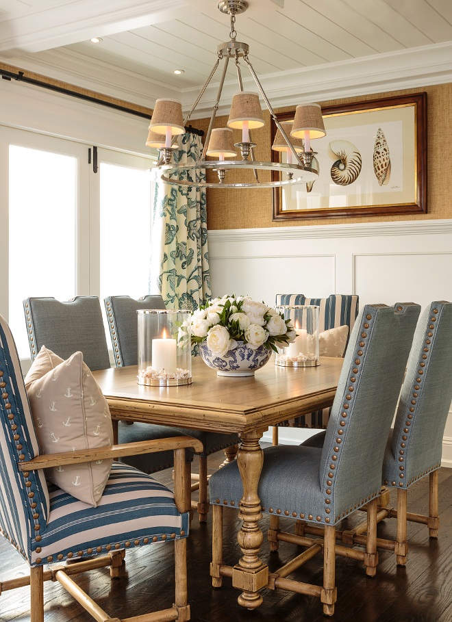 Classic Chic Coastal Dining Room Classic Chic Coastal Dining Room Decor Classic Chic Coastal Dining Room Furniture Classic Chic Coastal Dining Room